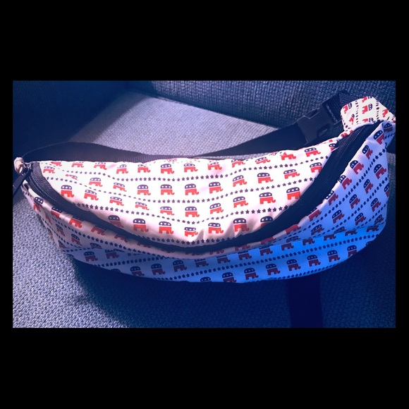Other - Republican Party Fanny Pack (1980's)